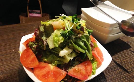 太樹サラダ