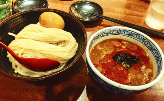 三田製麺所辛つけ麺